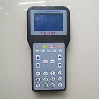 CK100 مستجيب مفتاح مبرمج أداة V99.99 CK-100 + أحدث جيل من SLICA SBB Auto Keys Pro