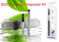 Mini CE3 Kit O Pluma BUD Batería Táctil Pen Cartucho Ecigarette Vaporizador E Cigarrillo Mini CE3 Clearomizer Aceite Starter Kit