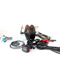 Conversion Kit 36V 48V 250W Электрический велосипед концентратор Мотор Установить Электрический велосипед Домашнее Ebike Мотор колеса Quick Release Используйте Дисковой механизм