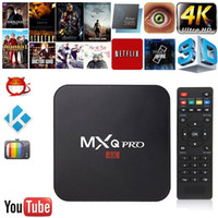 MXQ Pro Android TV Box RK3229 1G 8GRockchip Android6. 0 Smart...