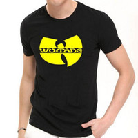 Wu Tang Print Man T Shirt Hip Hop Wutang Clan Skates Chris B...