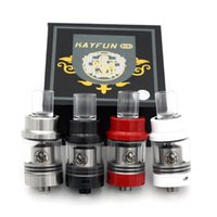 2016 Newest Hot Item Vape Kayfun Mini RTA Tank SS Glass Atom...