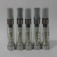 Claro CE4 Atomizadores eGo Clearomizer 1.6ml 2.4ohm CE4 Cartomizer tanque de vapor Vaporizador para cigarrillos electrónicos eGo T EGO batería