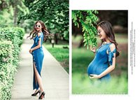 New Maternity Photography Dress Maternity Photography Props ...