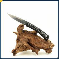 Çin Yapımı Ghillie EDC Cep Katlanır Bıçak Bıçaklar 420C Çelik Bıçaklar Meyve Bıçağı ABS Kolu Mini Survival Araçları