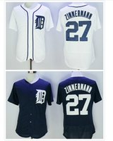 2016 Flexbase Baseball Jerseys Detroit Tigers 27 Jordan Zimm...