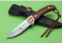 Высокое качество 2016New BROWNING ElkRidge hungting фиксированный нож спасательный нож кемпинг knife440 лезвие лучший подарок бесплатная доставка