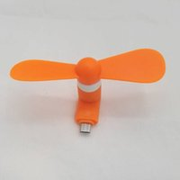Portable Mini USB Fan Large Wind Cooling Powered by Phone Fo...