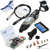 Variable Speed Dremel Rotary Tool Electric Mini Drill with F...