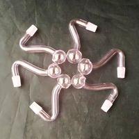 Pote rosa, bongos de vidro por atacado Queimador de óleo Tubos de vidro Tubos de água Tubulação de vidro Plataformas de petróleo Fumo livre Shoping