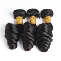 Brazilian Loose Wave Human Hair Weaves Bundles 4 or 5 Pieces...