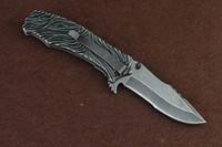 NWEER Walter Snow Wolf Тактический нож 3Cr13Mov 56HRC ручка складной кемпинг охотничий нож складной нож D2 ZT 1шт Бесплатная доставка