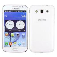الأصلي تم تجديده Samsung Galaxy Win Duos I8552 رباعية النواة الروبوت 1GB RAM 4GB ROM 5MP كاميرا مغلفة الهاتف الذكي