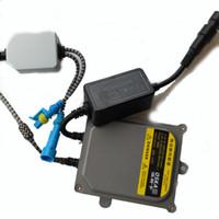 Novos balastros de alta qualidade 58W Canbus HID para 55W HID Xenon Bulbs podem resolver 99% de erro OBD