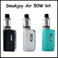 100% Original SMOKJOY Air 50w Starter Kit with 1200mAh Air 5...