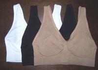 Gilet de sport de yoga en gros de la femme printemps été femmes sans couture AHH soutien-gorge Push Up running OPP sac de soutien-gorge