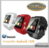 New U8L Bluetooth 3. 0 Smart Watch Phone Mate LCD Touch Scree...
