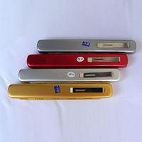 Occhiali da lettura metallici piccoli e minuscoli Occhiali da lettura +1.0 1.5 2.0 2.5 3.0 3.5 E00371 Red BARD