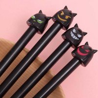 Free Shipping 20 pcs lot Lovely Cartoon Gel Pen 0. 38mm Black...