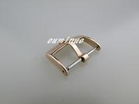 16 mm 18 mm 20 mm Top-Grade or rose en acier inoxydable Bracelet Bracelet Déploiements Boucle déployante Pour Rolex Montre