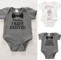 Newborn Kids Baby Boy Girls Romper Jumpsuit Bodysuit Infant ...