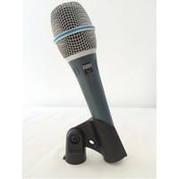 Tomada de Fábrica !! Alta Qualidade Beta87A Supercardioid Microfone Com Fio Vocal Microfone Microfone Karaoke Beta87 Com Som Incrível