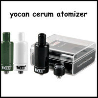 2016 New Authentic Yocan Cerum Atomizers Full Ceramic Donut ...