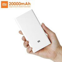 Original Xiaomi Power Bank 20000mAh Portable Charger Dual US...
