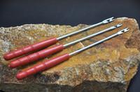 Pegue a palheta de desacoplamento do gancho para o equipamento de pesca