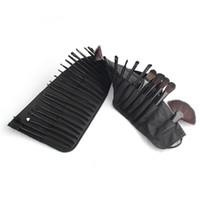 Профессиональные косметические кисти для макияжа Набор косметических средств для теней для век Liner Eye Concealer Make Up Kit Pouch 32pcs Set