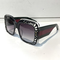 3862 Sunglasses Limited Edition Women Designe Square Frame 3...