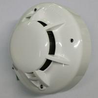 EN54-7 certificado detector de humo fotoeléctrico detector de humo 2wire 12w / 24v detector de humo convencional para sistema de alarma de incendio