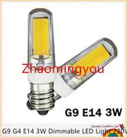G9 g4 e14 3 واط عكس الضوء الصمام الخفيفة 220 فولت بقيادة مصباح 2609smd البوليفيين أضواء لمبة مصباح 360 شعاع زاوية الثريا أضواء استبدال الهالوجين