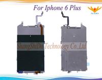 Yüksek kalite 100% Garanti Orijinal Lcd Kalkanı Plaka Flex Kablo Meclisi Ile Iphone 6 P 6 Artı 5.5 Inç
