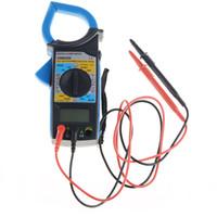 DM6266 Dijital Multimetre Kelepçe Ölçer Amvolt Ohm Metre Yalıtım Testi B00353