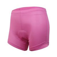 2015 delle signore delle donne in bicicletta bici bicicletta biking bretelle biancheria intima pantaloncini mutande 3D raffreddano imbottita max silicone