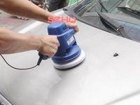 Car Care Tools Car polisher 12V 7 inches DC AC 1 pcs car wax...