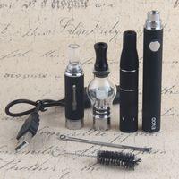 510 موضوع البطارية كاتب مجموعات eVod 3 في 1 Vaping Herbs Dry Herb Vaporizer E Liquid شمع eVod Glass Globe tank
