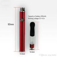 Оригинал bud dex мини испаритель ручка толстая масляная ручка мини 510 бак электронная сигарета здоровье курение против CE3 bud сенсорный vape pen kit