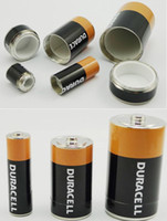 New come battery stash 3 размер pill box safe case металлический сейф case аксессуары для курения табака case free DHL