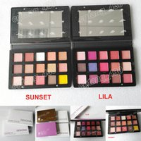 New purple makeup eyeshadow palettes NA 15 TA color SH eye s...