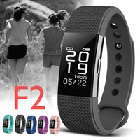 F2 Fitness Tracker Smartwatch with Heart Rate Monitor Waterp...