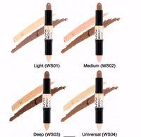 Hot NYX Wonder stick met en valeur et épouse les teintes et les nuances Light Medium Deep Universal 4colors.