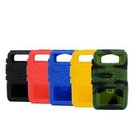 UV- 5R Rubber cover For walkie talkie Baofeng UV5R UV- 5RA UV-...