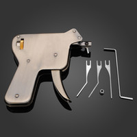 high quality KLOM Manual Pick Gun up force sliver stainless ...