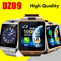 Smartwatch Bluetooth DZ09 avec caméra GT08 A1 U8 montre intelligente Android montre intelligente pour Apple Samsung téléphone avec passomètre Sleep Tracker DHL