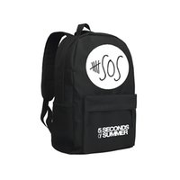 5sos Bcakpacks Famous Singer Symbol Mochila Boys and Girls R...