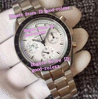 Top Quality Mens Chronograph Mechanical Moon Watch Men'...