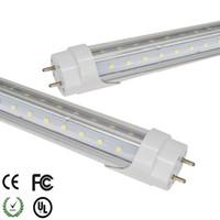T8 Tube LED 1200mm lumière 28 4ft, smd2835 conduit tube fluorescent 110v 220v, FEDEX Livraison gratuite Tube LED t8