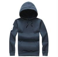 Ücretsiz kargo yeni Sıcak satış Mens polo Hoodies ve Tişörtü sonbahar kış rahat bir kaput ile spor ceket erkek hoodies